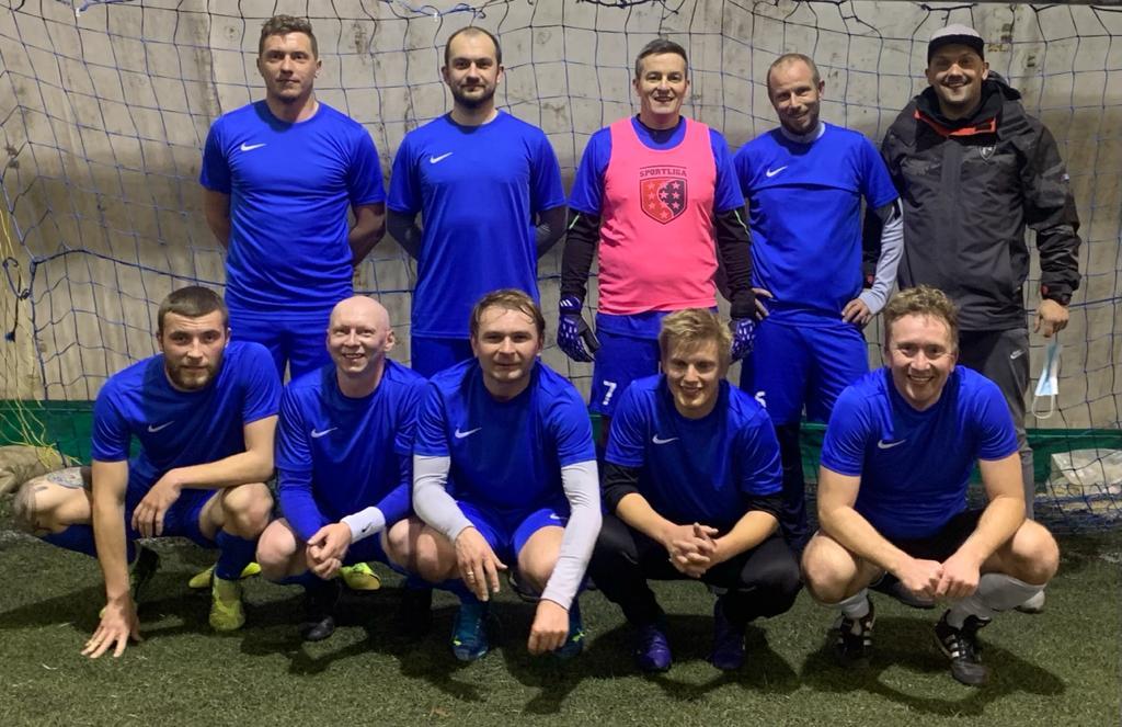 Drużyna seniorów Piłka nożna